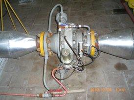 регулятор давления газа рдг-50в